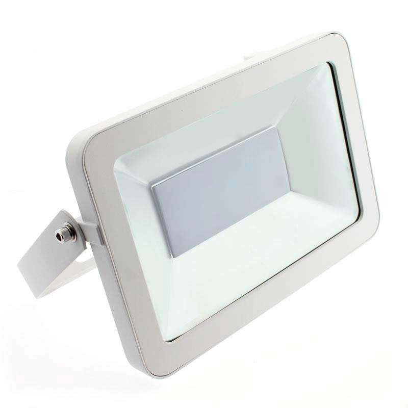 Proyector Led Tablet, chip led Osram, 100W, Blanco neutro